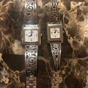 Two Brighton watches